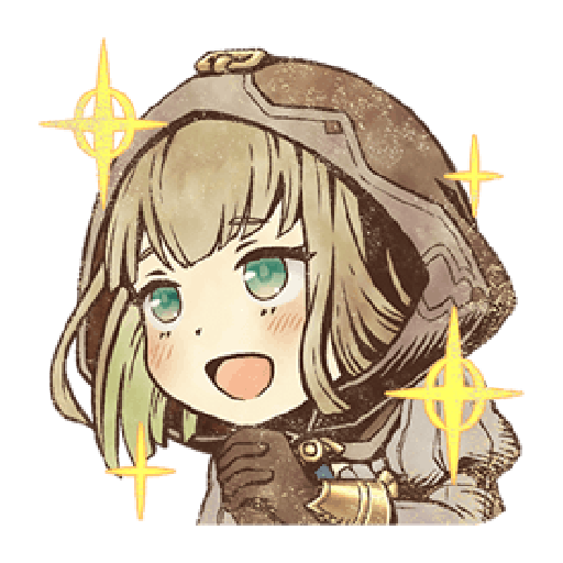 SINoALICE - Sticker 23