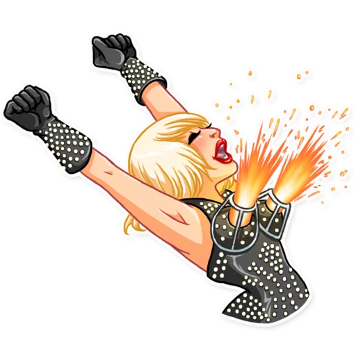 Lady gaga - Sticker 19