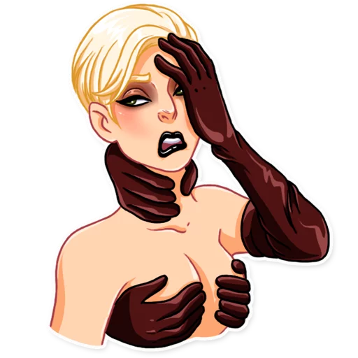 Lady gaga - Sticker 24