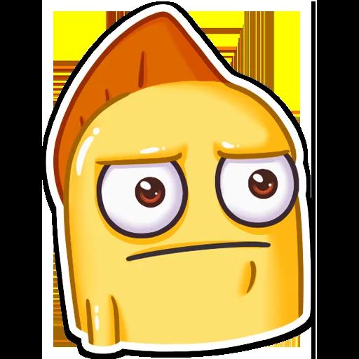 Ннн - Tray Sticker