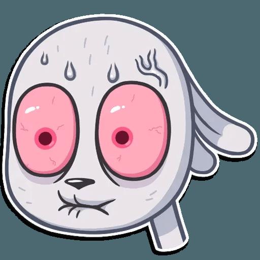 Bunny - Sticker 29