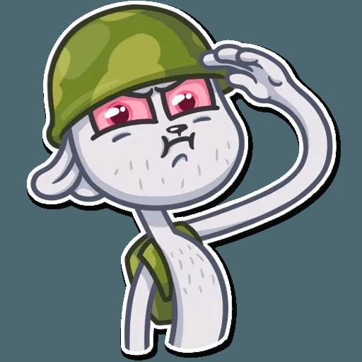 Bunny - Sticker 13
