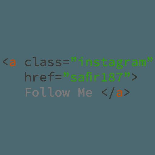 HTML Class - Sticker 15
