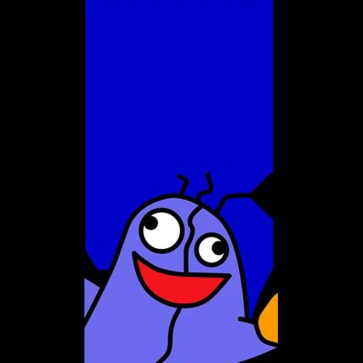 腦魔 - Sticker 12