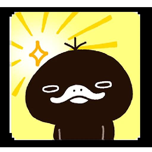 難得糊塗鴨3 - Sticker 10