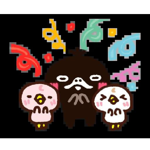 難得糊塗鴨3 - Sticker 18