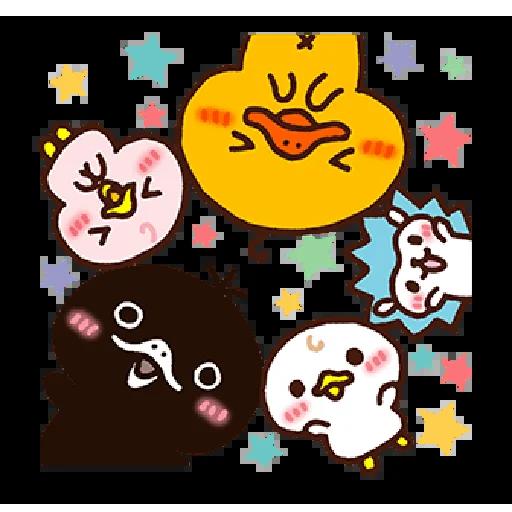 難得糊塗鴨3 - Sticker 19
