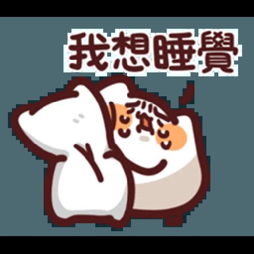 LV.16 野生喵喵怪 - Sticker 17