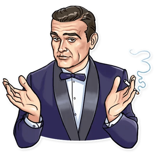 BOND - Sticker 24