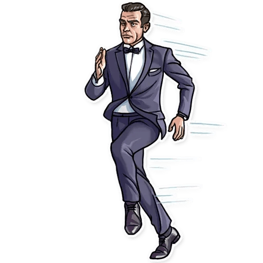 BOND - Sticker 10