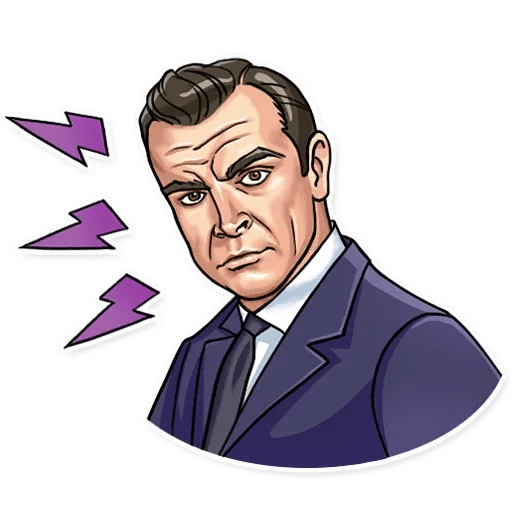 BOND - Sticker 7
