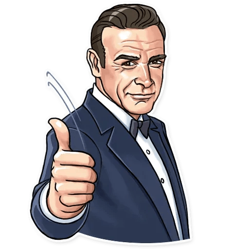 BOND - Sticker 3