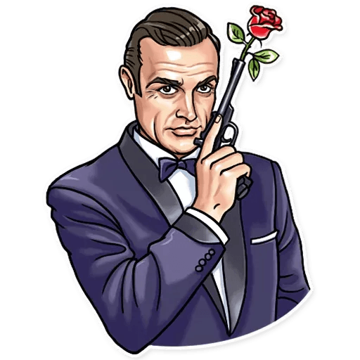 BOND - Sticker 6