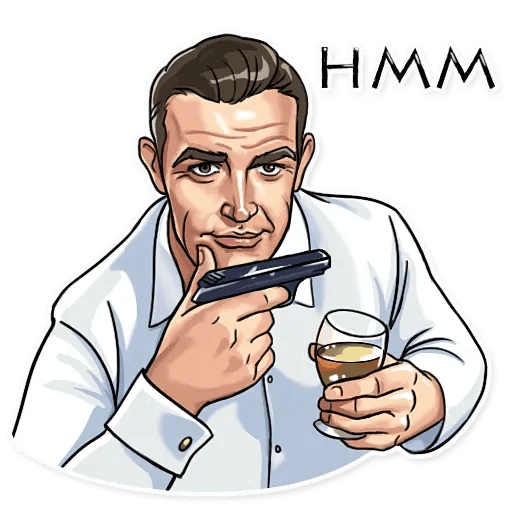 BOND - Sticker 8