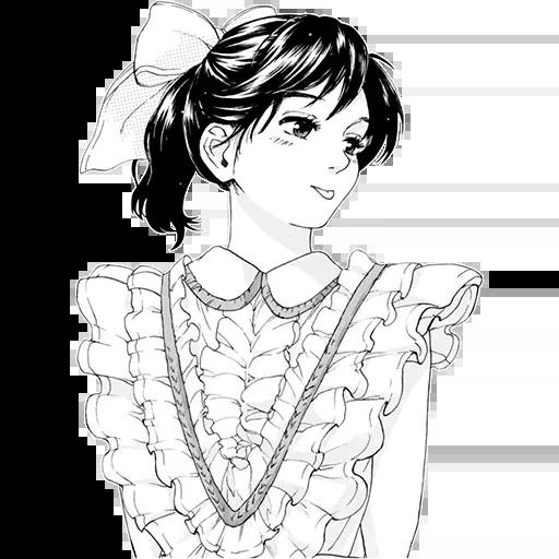 Random manga reactions - Sticker 29