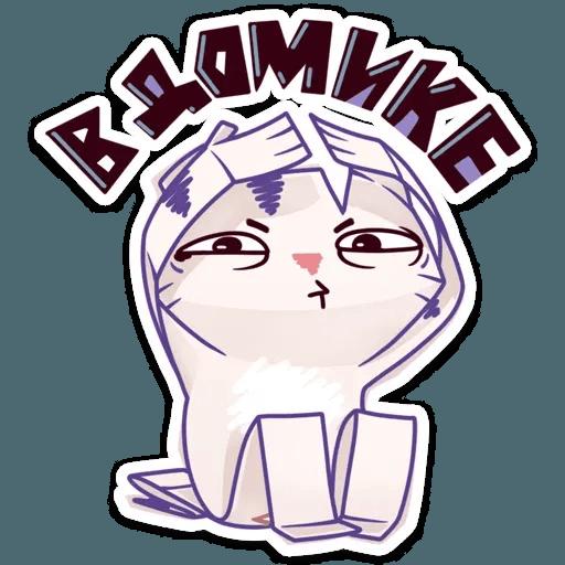 Kotiki - Sticker 19