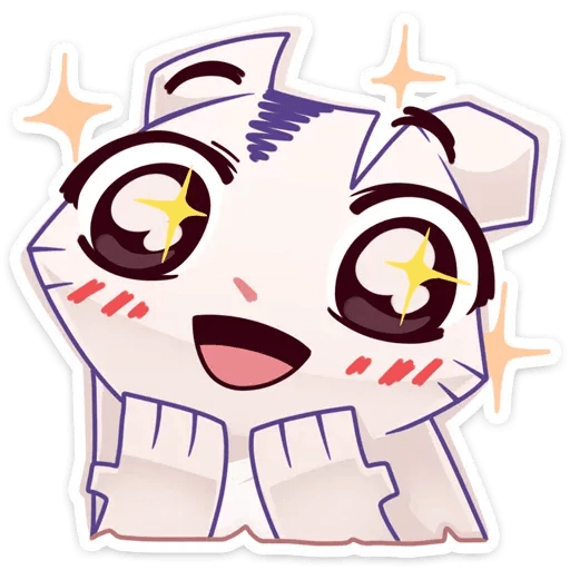 Kotiki - Sticker 18