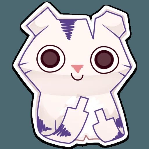 Kotiki - Sticker 20