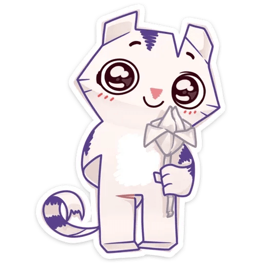 Kotiki - Sticker 21