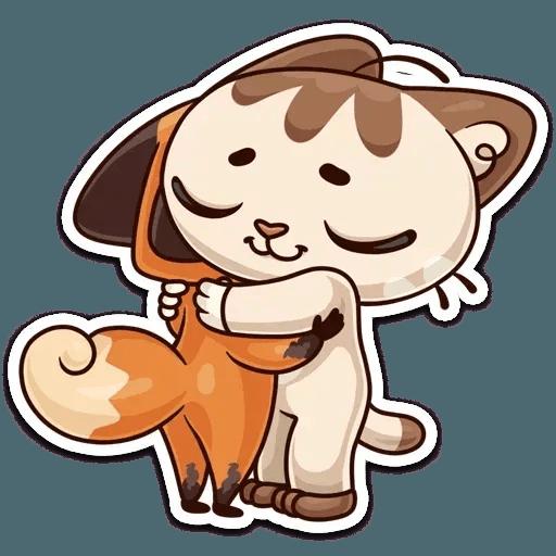 Kotiki - Sticker 3