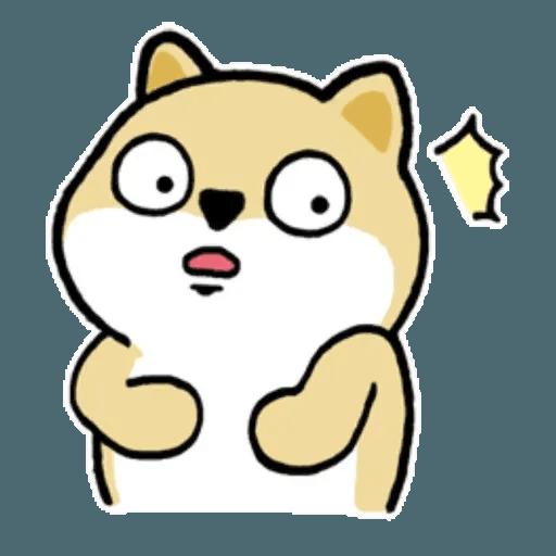 小肥柴5 - Sticker 10