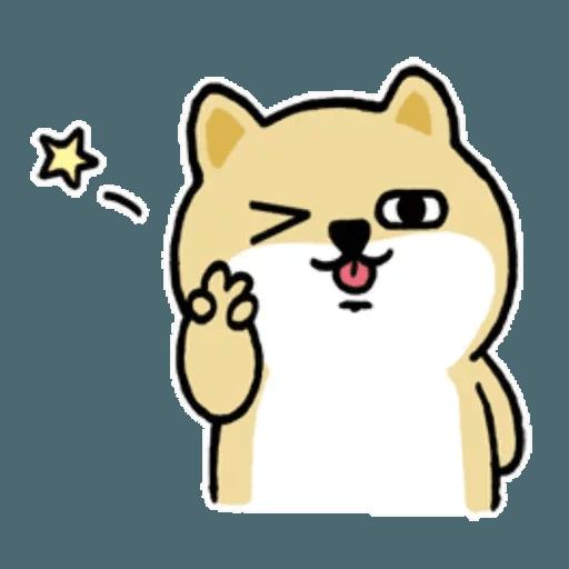 小肥柴5 - Sticker 14