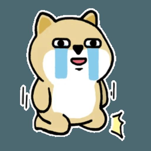 小肥柴5 - Sticker 6