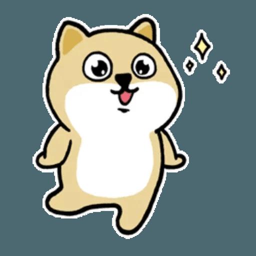 小肥柴5 - Sticker 9