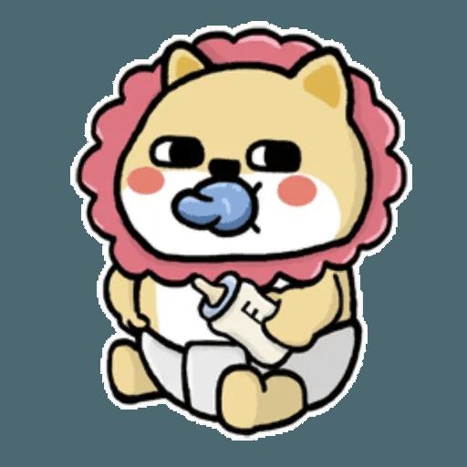 小肥柴5 - Sticker 16