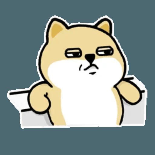 小肥柴5 - Sticker 13