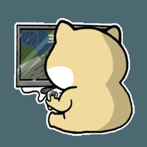 小肥柴5 - Sticker 22