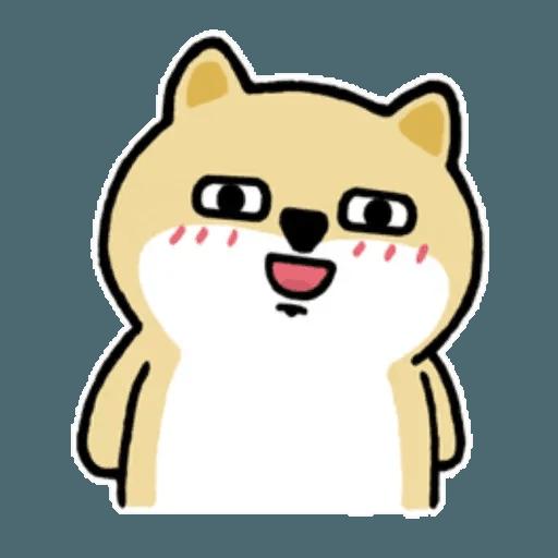 小肥柴5 - Sticker 11