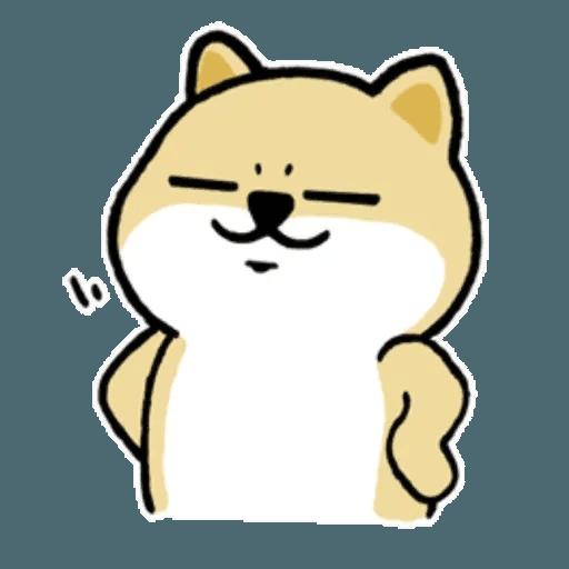 小肥柴5 - Sticker 2