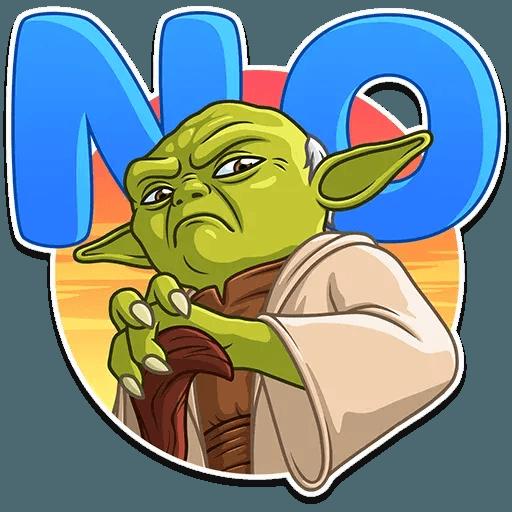 Master Yoda - Sticker 7