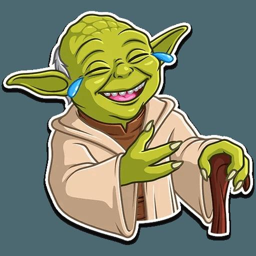 Master Yoda - Sticker 5