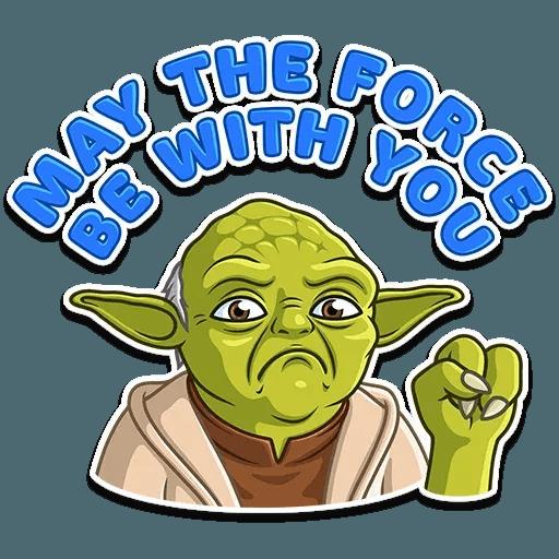 Master Yoda - Sticker 12