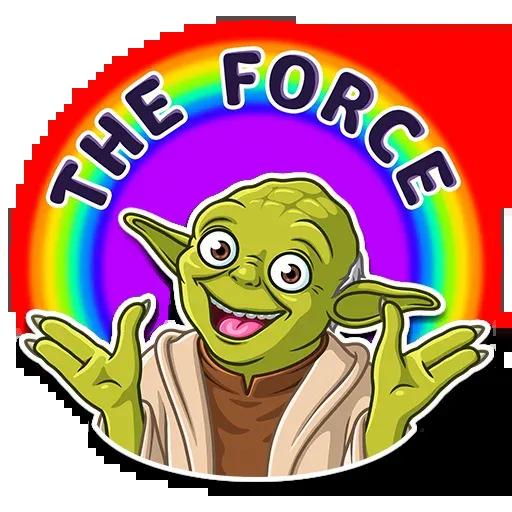 Master Yoda - Sticker 11