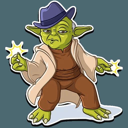 Master Yoda - Sticker 14