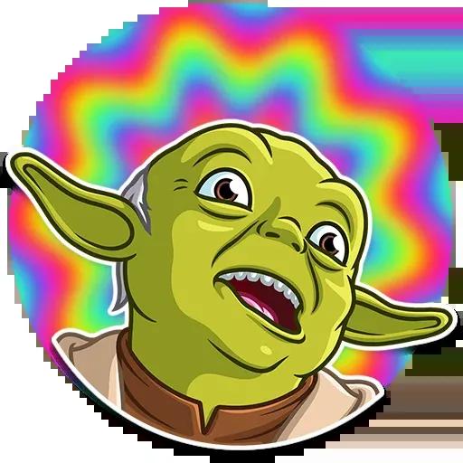 Master Yoda - Sticker 22