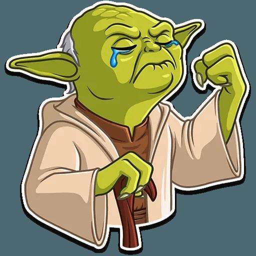 Master Yoda - Sticker 10
