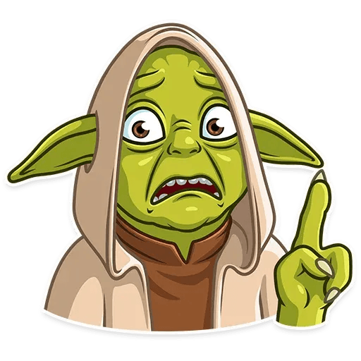 Master Yoda - Sticker 19