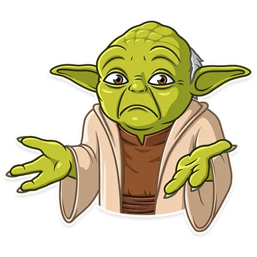 Master Yoda - Sticker 8