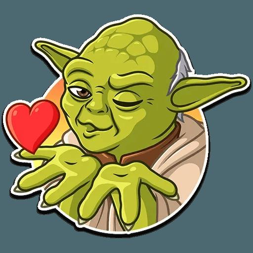 Master Yoda - Sticker 18