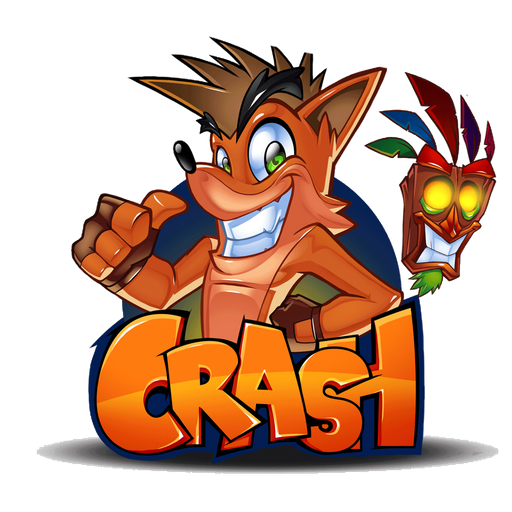crash bandicoot 1of 2 - Sticker 26