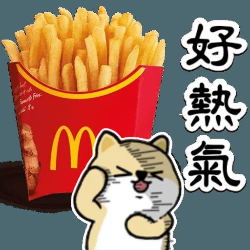 中國香港肥柴仔@Food - Sticker 14