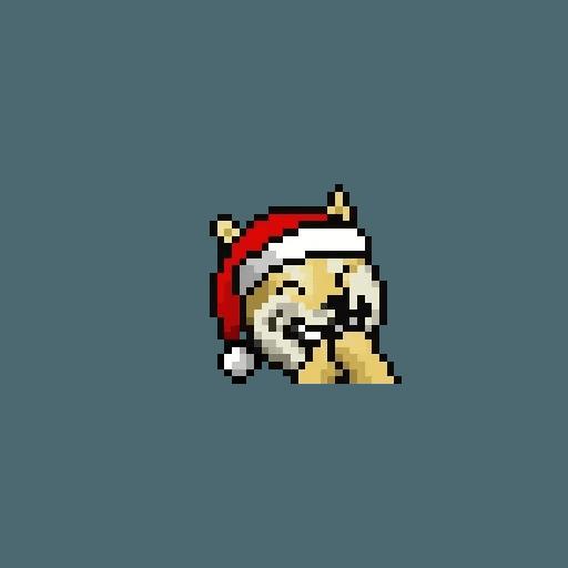 Xmasdog - Sticker 13
