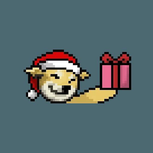 Xmasdog - Sticker 11