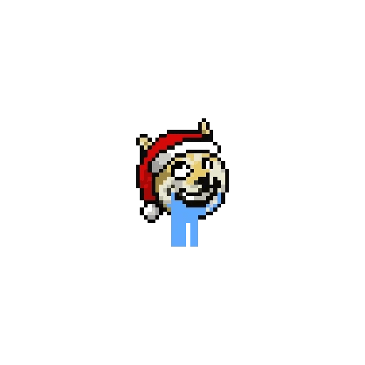 Xmasdog - Sticker 21