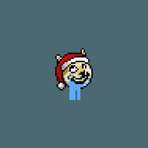 Xmasdog - Sticker 21