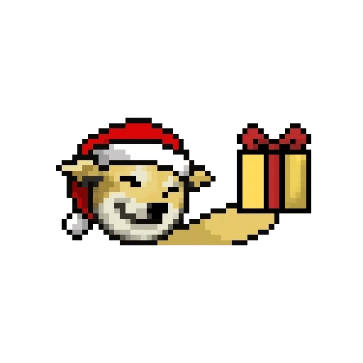 Xmasdog - Sticker 9